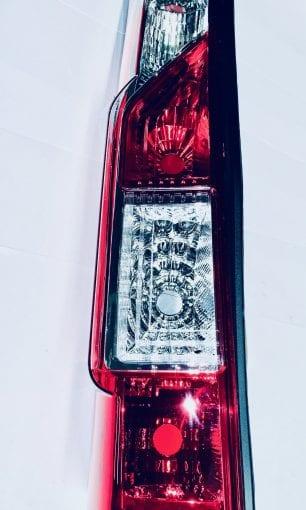 FT86358 Lampa tylna Opel Movano furgon po 2010 roku