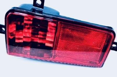 Lampa przeciwmgielna tył tylna odblask Peugeot Boxer po 2006 parts4van