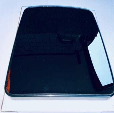 Szkło szybka wkład lusterko górne kwadratowe Opel Movano 1998-2003 6041543E parts4van