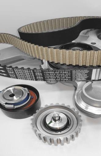 Zestaw do wymiany rozrządu z pompą wody Fiat Ducato 2,3 JTD 71771581