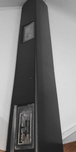 lampa tablicy tył