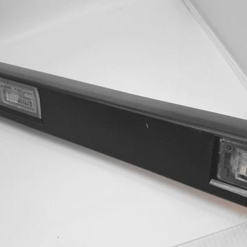Lampa tylna tablicy rejestracyjnej Fiat Ducato 2006 oryginał parts4van 735430904