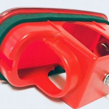 Lampa stopu, dodatkowe światło stopu - Fiat ScudoFAST FT87318