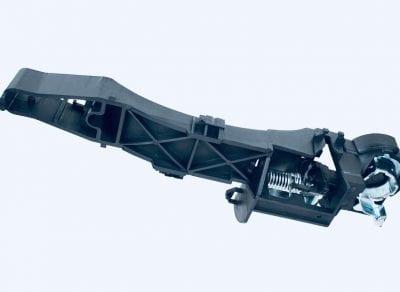 Mechanizm wewnętrzny klamki Opel Movano Mechanizm wewnętrzny klamki Opel Movano Drzwi przednie lewe FT94579