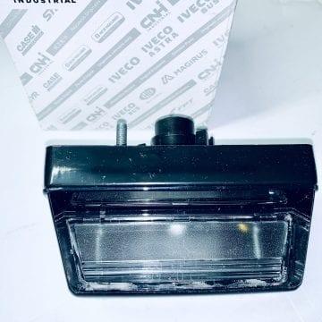 lampa tablicy rejestracyjnej Iveco