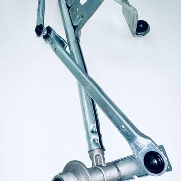 Mechanizm wycieraczek przednich, ramiona przód Opel Movano 1998-2010 FT39129