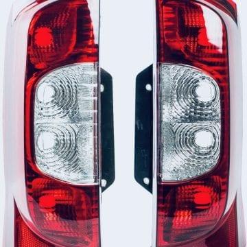 FT86381 Lampa tył, tylna zespolona - Peugeot Bipper po 2006