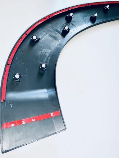 Poszerzenie, nakładka drzwi, listwa ozdobna Fiat Ducato Maxi po 2006 parts4van