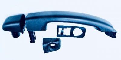 Klamka drzwi bocznych Opel Movano przód, tył Fast FT94556