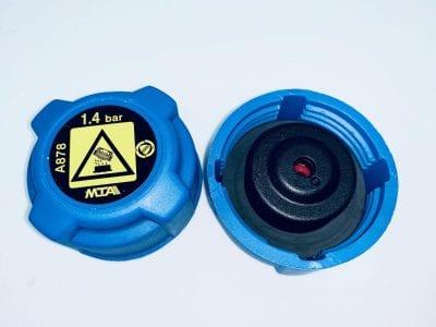Korek zbiornika wyrównawczego wody Fiat Doblo 1,4 bara FT94707