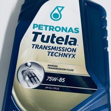 Olej przekładniowy Tutela Car Technyx 75W85 Petronas parts4van