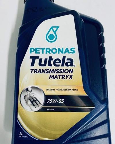 Olej przekładniowy Tutela Car Matryx 75W85 1L - Petronas Fiat Iveco
