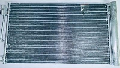 Skraplacz chłodnica klimatyzacji Citroen Nemo parts4van
