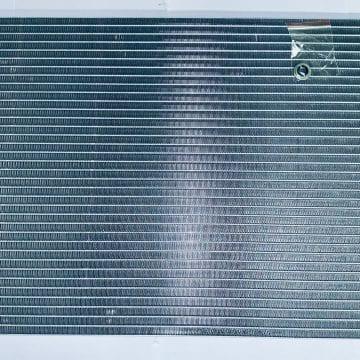 Skraplacz chłodnica klimatyzacji Fiat Fiorino