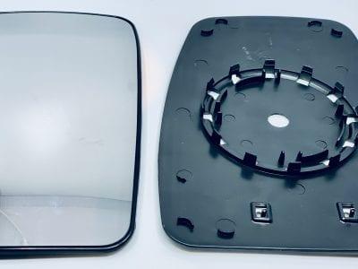 Wkład szkło szybka lusterka bocznego Renault Master parts4van