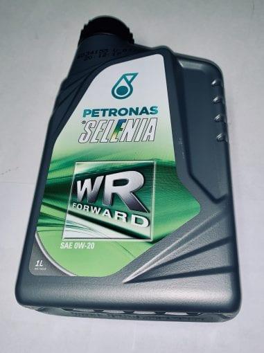 Olej silnikowy Selenia WR Forward 0W20 1L PETRONAS Ducato, Doblo, Scudo Diesel