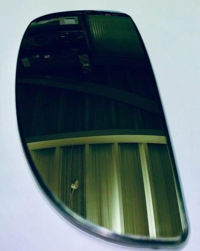 Wkład szybka szkło lusterka dolne Citroen Jumper po 2006 PARTS4VAN