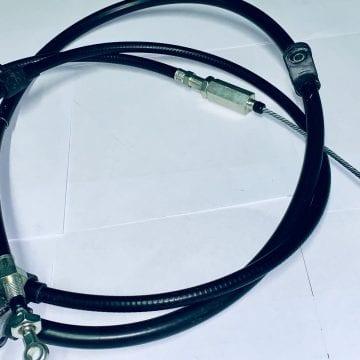 Cięgno hamulca postojowego, linka hamulca ręcznego Peugeot Boxer FT69208