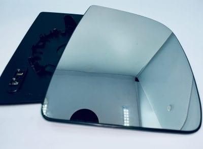 Wkład, szkło lusterka zewnętrznego - Opel Combo