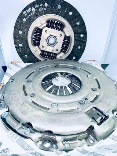 Sprzęgło do samochodu Fiat Ducato 2,3 JTD (tarcza+docisk) oryginał.Parts4Van
