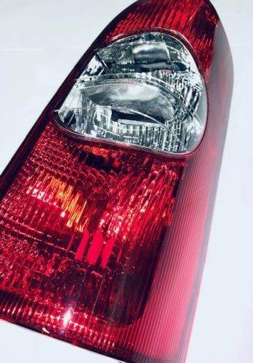 Lampa tylna zespolona Opel Movano furgon parts4van