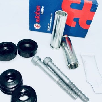 Reperaturka zestaw naprawczy zacisku hamulca przód Fiat Ducato parts4van