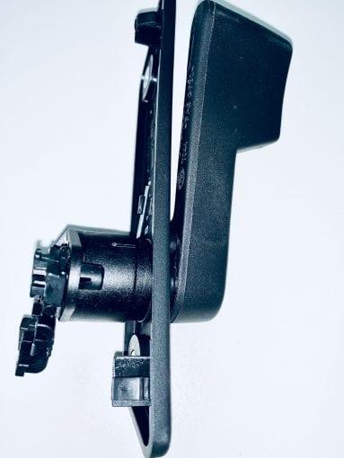 Klamka wewnętrzna drzwi tylnych prawych Fiat Doblo po 2001 parts4van