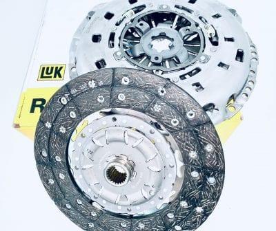 Sprzęgło Peugeot Boxer po 2006 3,0 JTD (tarcza+docisk) Luk parts4van