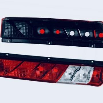 Lampa tylna zespolona - Iveco Daily VI po 2014 2010FT86356