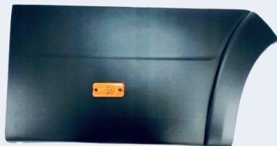 Listwa nakładka błotnika tylna Peugeot Boxer 2014 Maxi parts4van