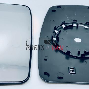 Wkład szkło szybka lusterka bocznego Opel Movano 1998