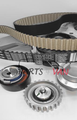71771581 Zestaw do wymiany rozrządu z pompą wody Iveco Daily Fiat Ducato 2,3 JTD parts4van