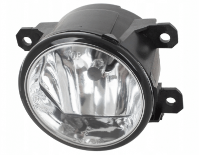Halogen, lampa doświetlania, halogeny Fiat Ducato 2006-2014 FT87810 Części do samochodów dostawczych Parts4van
