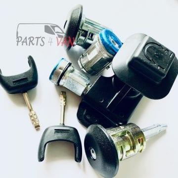 Wkładki zamków Ford Transit MK7 2006 - 2011 parts4van