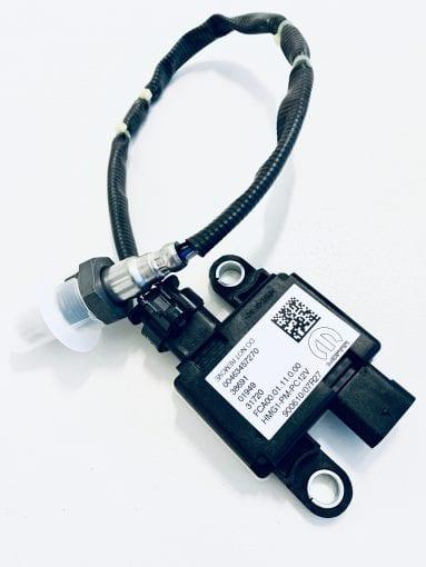 Czujnik filtra cząstek stałych ze sterownikiem Fiat Ducato 46345727