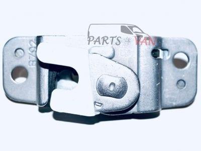Zamek zaczep drzwi bocznych, tylnych górny Peugeot Boxer FT95095