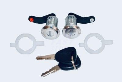 Wkładki zamków drzwi Opel Movano 1998 - 2010 FT94153