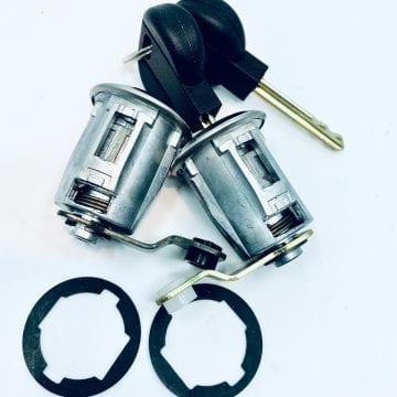 Wkładki zamków drzwi Peugeot Partner 1996 - 2008 parts4van FT94151