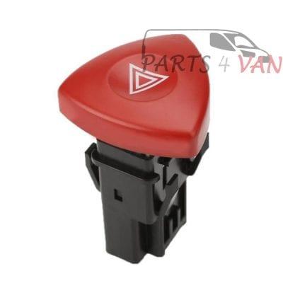 Wyłącznik przycisk światła awaryjnego Opel Movano FT8222