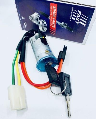 Stacyjka z wkładką i kluczykami Opel Movano FT82345 parts4van
