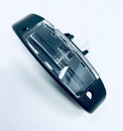 Lampka tablicy rejestracyjnej Fiat Ducato 2002 - 06 6340.A8 parts4van