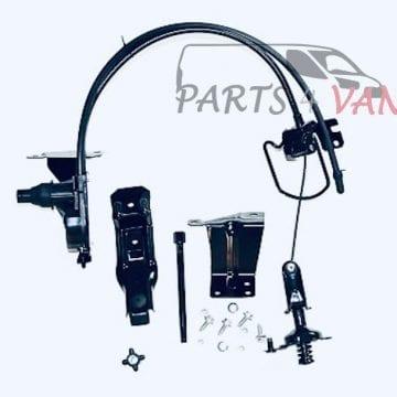 Mechanizm winda mocowanie koła zapasowego Peugeot Boxer 6000629601